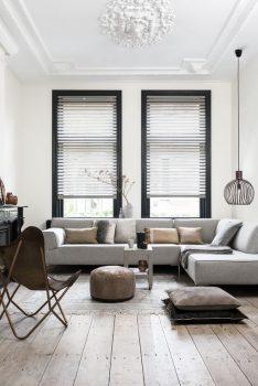 4x loungebanken voor een moderne woonkamer - Interieur Inspo
