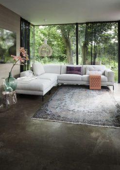 loungebanken voor een moderne woonkamer