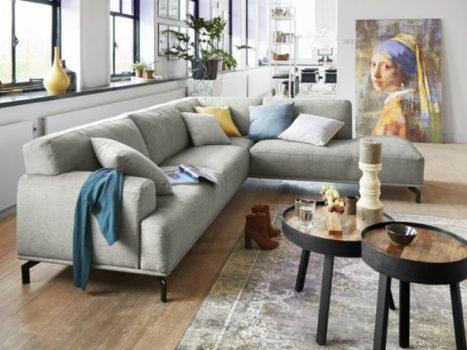 loungebanken voor een moderne woonkamer-v5