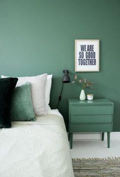 Geef je slaapkamer een kleur