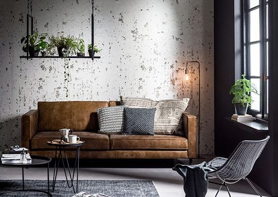 Industri le look woonkamer 3 tips interieur inspo for Woonkamer industrieel
