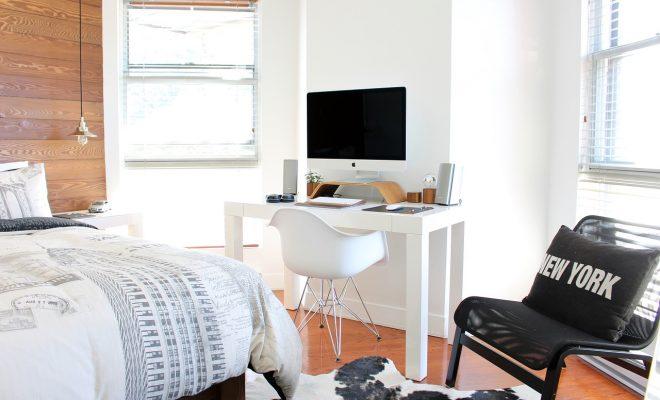 Kleine Woonkamer Tips : Kleine slaapkamer inrichten: 3 tips interieur inspo