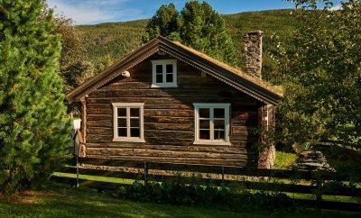 Blokhut of tuinhuis