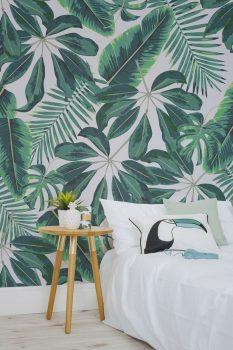 Botanical behang