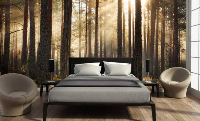 Design Slaapkamer Ideeen.Behang Ideeen Voor Slaapkamer Voor Meer Sfeer Interieur Inspo