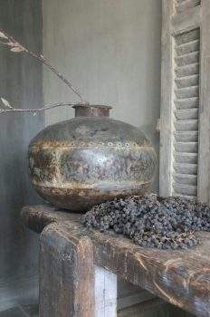 landelijke vaas