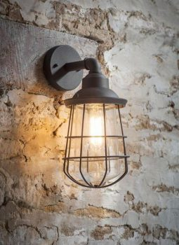 stoere wandlampen