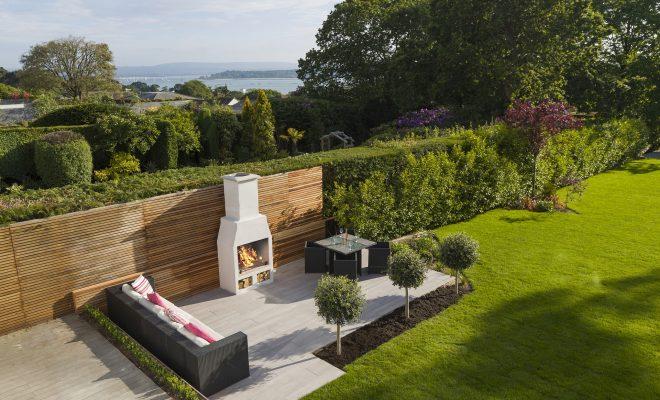 Hoe geef je de tuin een luxe uitstraling
